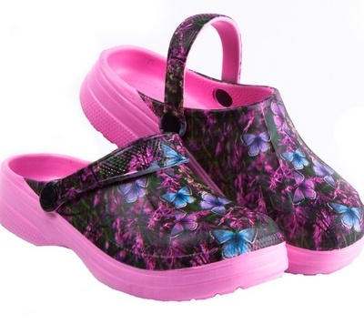 Backdoorshoes gardening shoes for children
